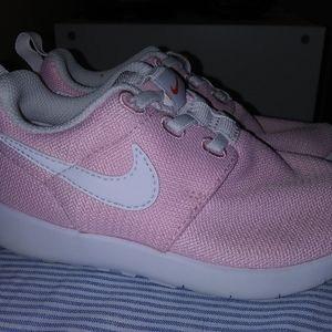 Nike Pink Toddler Sneakers Size 10